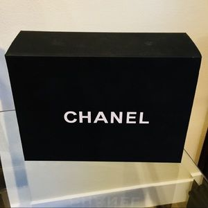 🛍 Empty CHANEL  handbag box